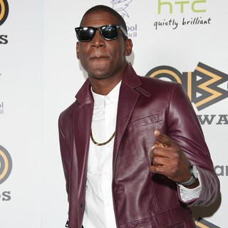 Labrinth in The MOBO Awards 2012 - Press Room - labrinth-mobo-awards-2012-press-room-01