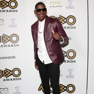 Labrinth in The MOBO Awards 2012 - Press Room