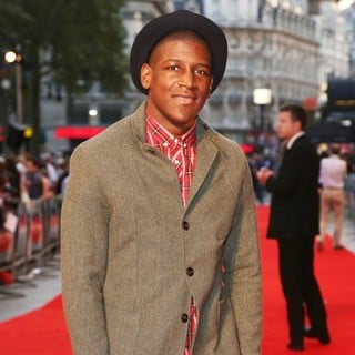 Labrinth in The Sweeney UK Film Premiere - Arrivals - labrinth-uk-premiere-the-sweeney-01