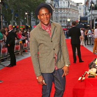 Labrinth in The Sweeney UK Film Premiere - Arrivals - labrinth-uk-premiere-the-sweeney-03