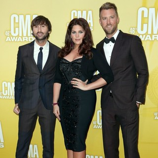 Lady Antebellum in 46th Annual CMA Awards