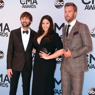 Lady Antebellum in 47th Annual CMA Awards - Red Carpet