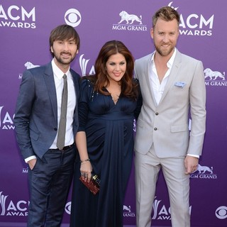 Lady Antebellum in 48th Annual ACM Awards - Arrivals