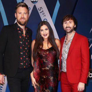 Lady Antebellum in 51st Annual CMA Awards - Arrivals