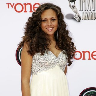 Lady Ele in 45th NAACP Image Awards - Arrivals