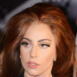 Lady GaGa in Lady GaGa Appears at Harrods to Celebrate Her Debut Fragrance Fame