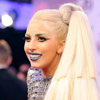 Lady GaGa in The MTV Europe Music Awards 2011 (EMAs) - Press Room