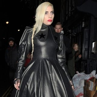 Lady GaGa on A Night Out