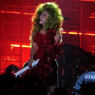 Lady GaGa - Lady GaGa Performs to A Sold-Out Crowd at Roseland Ballroom
