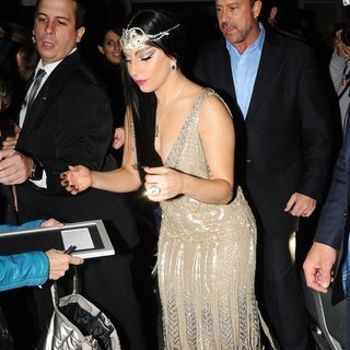 Lady GaGa Returns to Her Hotel
