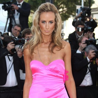 Lady Victoria Hervey in Killing Them Softly Premiere - During The 65th Cannes Film Festival