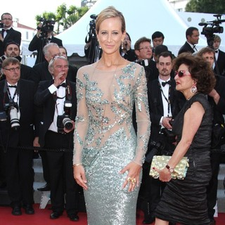 Lady Victoria Hervey in On the Road Premiere - During The 65th Cannes Film Festival