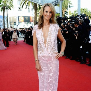 Lady Victoria Hervey in The Paperboy Premiere - During The 65th Cannes Film Festival