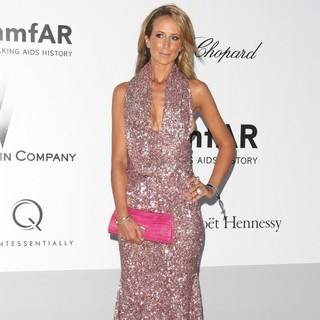 Lady Victoria Hervey in AmfAR's Cinema Against AIDS Gala 2012 - During The 65th Annual Cannes Film Festival
