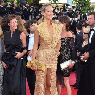 Lady Victoria Hervey in 66th Cannes Film Festival - Blood Ties Premiere
