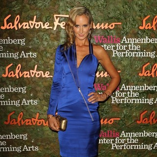 Lady Victoria Hervey in Opening Night Gala of The Wallis Annenberg Center for The Performing Arts