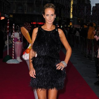 Lady Victoria Hervey in UK Premiere of Katy Perry: Part of Me - Arrivals