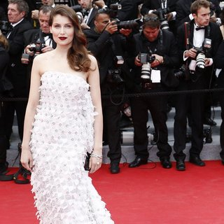 Laetitia Casta in 67th Cannes Film Festival - Opening Ceremony