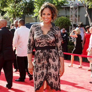 Laila Ali in The 2011 ESPY Awards