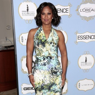 Laila Ali in 6th Annual Essence Black Women in Hollywood Luncheon