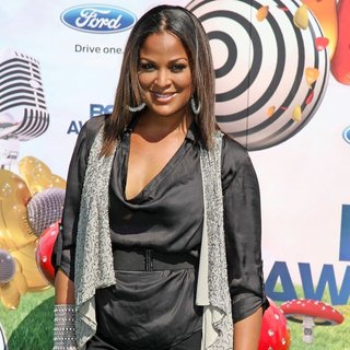 Laila Ali in BET Awards 2011