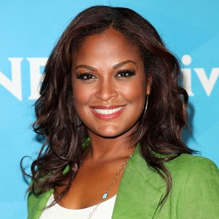 Laila Ali in NBC Universal Press Tour