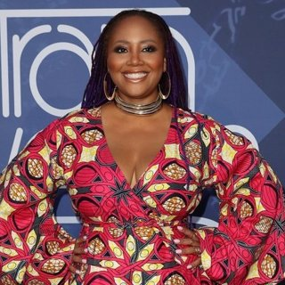 Lalah Hathaway in Soul Train Awards 2016 - Red Carpet Arrivals