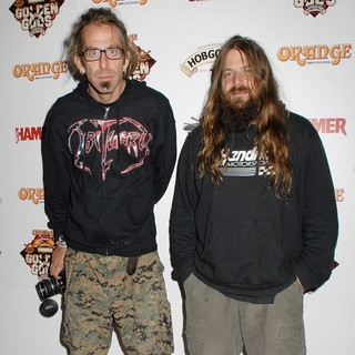 Lamb of God in The Metal Hammer Golden Gods Awards