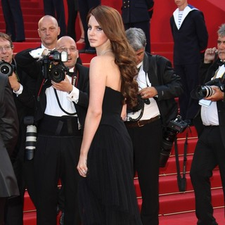 Lana Del Rey in Moonrise Kingdom Premiere - During The Opening Ceremony of The 65th Cannes Film Festival