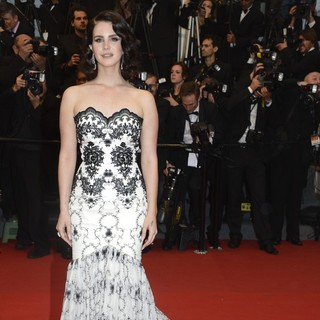 Lana Del Rey in Opening Ceremony of The 66th Cannes Film Festival - The Great Gatsby - Premiere