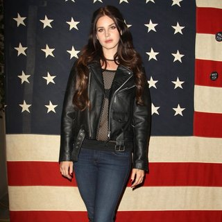 Lana Del Rey in Nylon Magazine Celebrates America The Issue