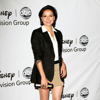 Lana Parrilla in 2011 Disney ABC Television Group Host Summer Press Tour