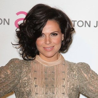 Lana Parrilla in 21st Annual Elton John AIDS Foundation's Oscar Viewing Party