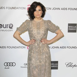 Lana Parrilla in 21st Annual Elton John AIDS Foundation's Oscar Viewing Party - lana-parrilla-21st-annual-elton-john-aids-foundation-s-oscar-viewing-party-02