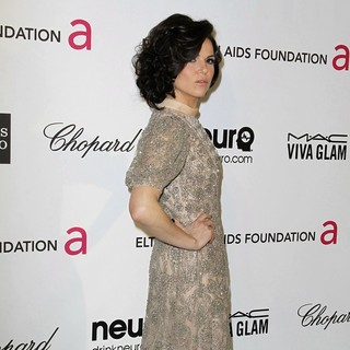 Lana Parrilla in 21st Annual Elton John AIDS Foundation's Oscar Viewing Party - lana-parrilla-21st-annual-elton-john-aids-foundation-s-oscar-viewing-party-03