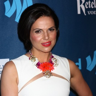 Lana Parrilla in 24th Annual GLAAD Media Awards - Arrivals