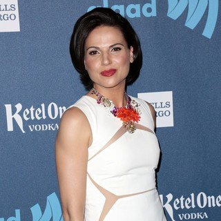 Lana Parrilla in 24th Annual GLAAD Media Awards - Arrivals - lana-parrilla-24th-annual-glaad-media-awards-03