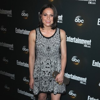 Lana Parrilla in Entertainment Weekly and ABC TV Celebrate The New York Upfronts with A VIP Cocktail Party - Arrivals