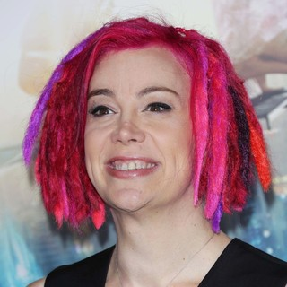 Lana Wachowski in The Cloud Atlas Los Angeles Premiere