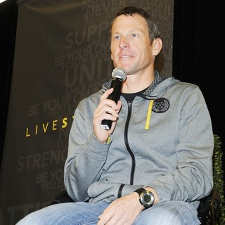 Lance Armstrong - The Launch of LIVESTRONG Fitness Equipment