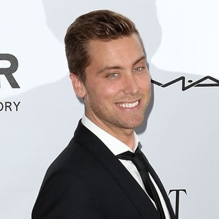 Lance Bass in amfAR 3rd Annual Inspiration Gala