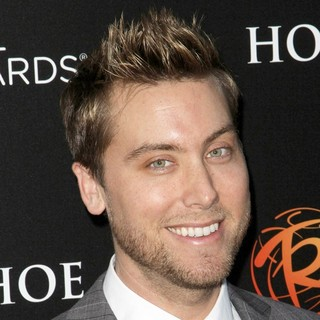 Lance Bass in Escape to Total Rewards Los Angeles