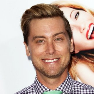 Lance Bass in The Other Woman Los Angeles Premiere