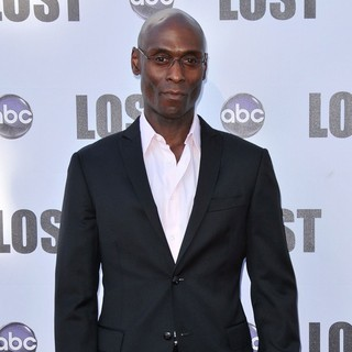 Lance Reddick in Lost Live: The Final Celebration