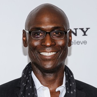 Lance Reddick in New York Premiere of White House Down