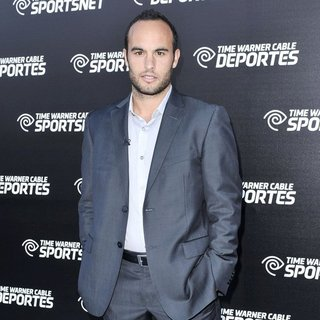 Landon Donovan - The Time Warner Cable Sports Launch of Time Warner Cable SportsNet and Time Warner Cable Networks