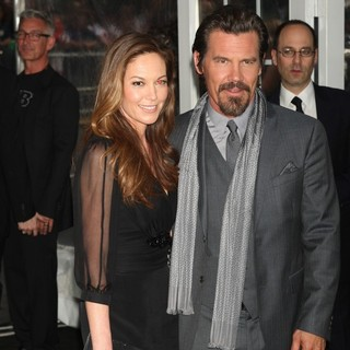 Diane Lane, Josh Brolin in Men in Black 3 New York Premiere - Arrivals