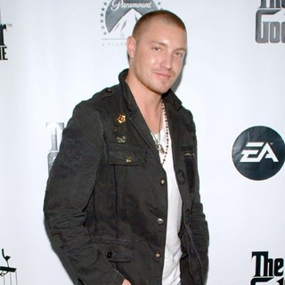 Lane Garrison in The Official Release Party for The Godfather: The Game for X-Box