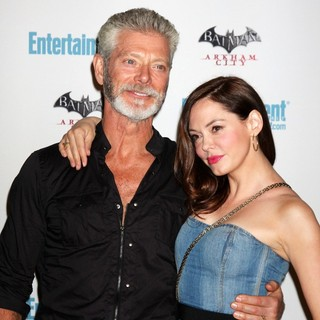 Stephen Lang in Comic Con 2011 Day 3 - Entertainment Weekly Party - Arrivals - lang-mcgowan-2011-comic-con-convention-day-3-01