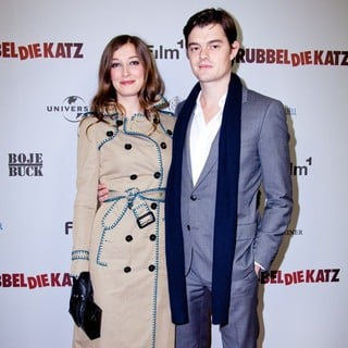 Alexandra Maria Lara, Sam Riley in The Premiere of Rubbeldiekatz